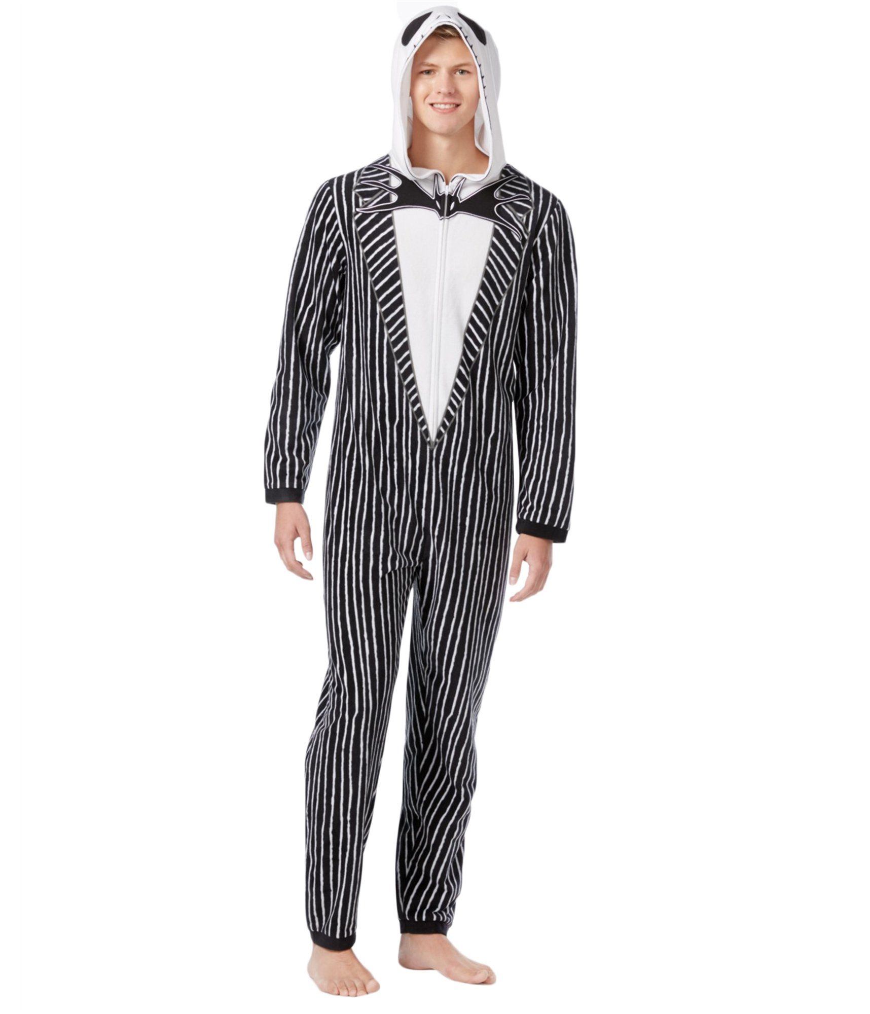 Jack Skellington Costume For Men Halloween Ideas For