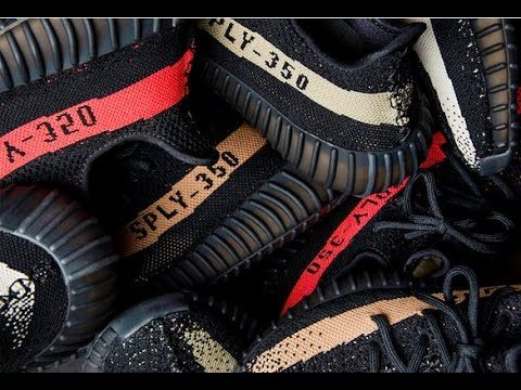 a7abd2ce2 Copper or Black Red  Adidas Yeezy 350 Boost V2 Sneakers on Feet HD Review   fashion  kanye  kanyewest  adidas  yeezyboost  yeezy  yeezyv2  yeezy350v2    ...
