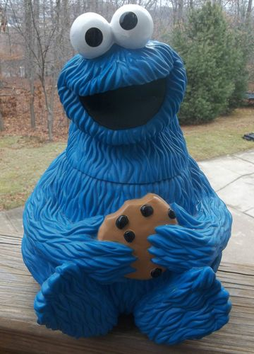 Check Ebay Deal Of Today Monster Cookies Cookie Jars Vintage Cookie Monster Cookie Jar