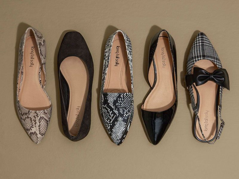 Long Tall Sally shoes | Large size