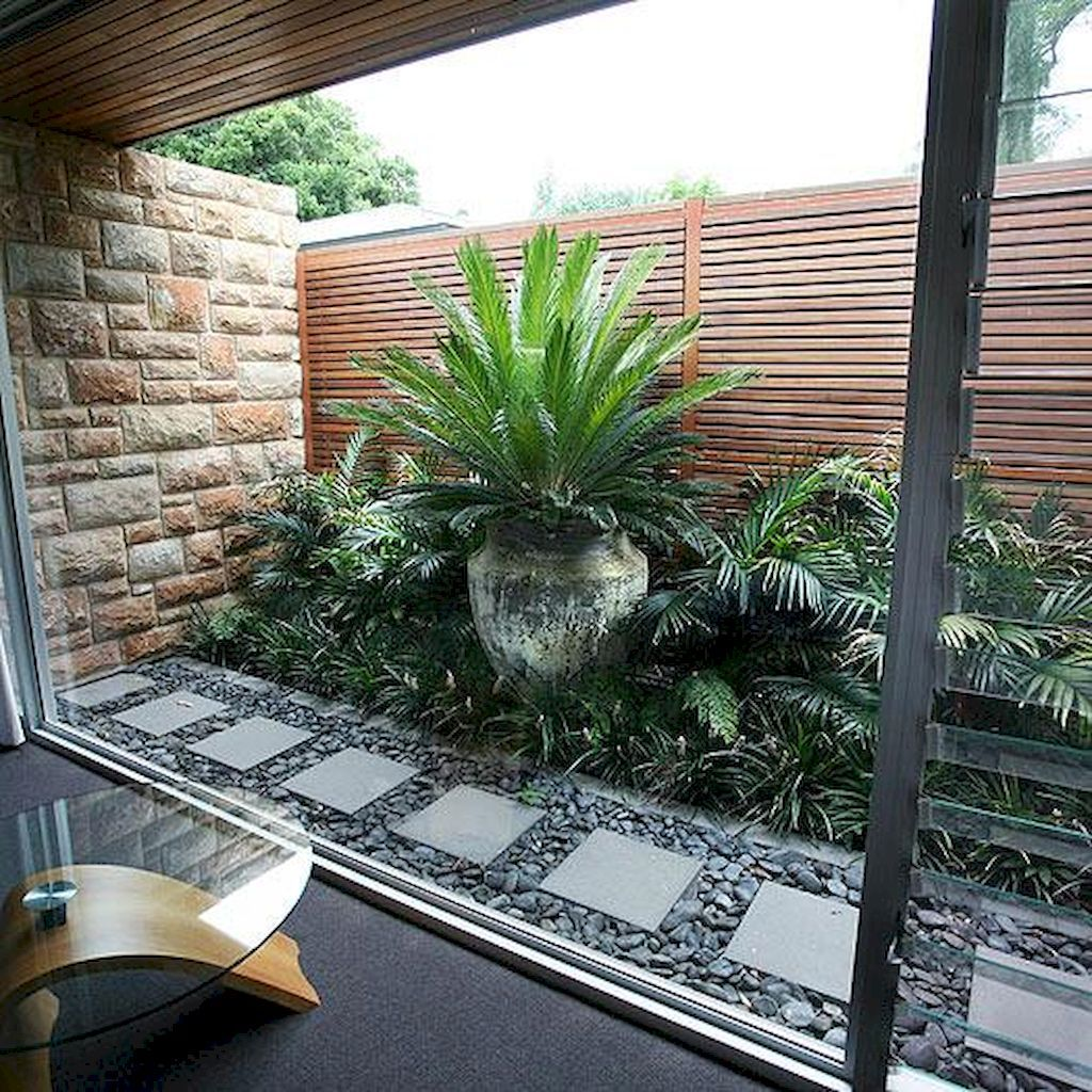 Low Maintenance Small Backyard Garden Ideas 51 Homeastern Com Petits Jardins Amenagement Jardin Idees Jardin