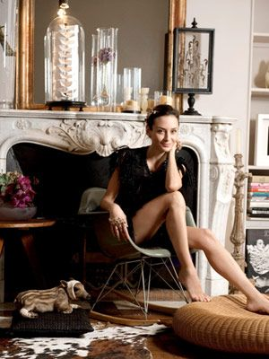 Laetitia Crahay. Chanel's accessory designer.