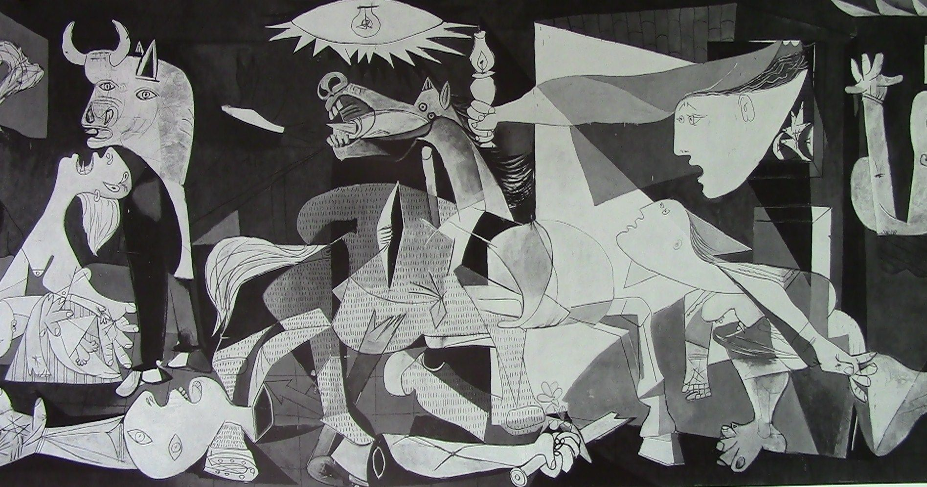 Top 10 most famous paintings in the world guernica and paintings guernica the painting has been inspired by the bombing of guernica spain during spanish buycottarizona Gallery