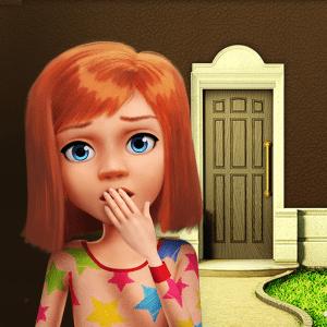 100 Doors Games 2019 Escape From School V2 4 0 Mod Apk Door Games Escape Game Escape Room Game