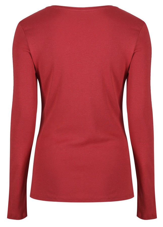 c9aeceeccda1ef Marks & Spencer Womens Pure Cotton Long Sleeve Top New M&S Crew Neck T-Shirt  Tee#Womens#Pure#Cotton