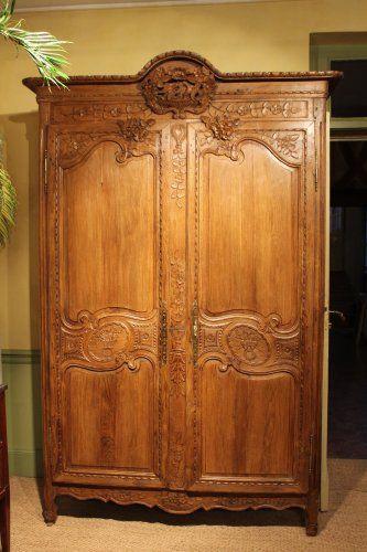 Armoire normande de mariage armoire normande mobilier - Armoire normande de mariage ...