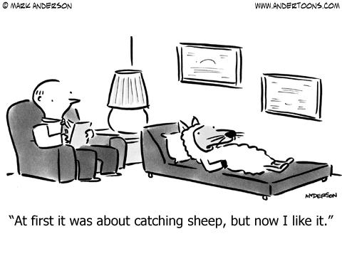 Marl Anderson Therapyland Therapy Humor Psychology Humor Humor