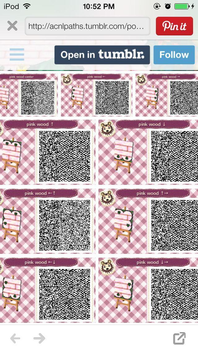 Pin By Serena Koki On Qr Codes Animal Crossing Qr Codes