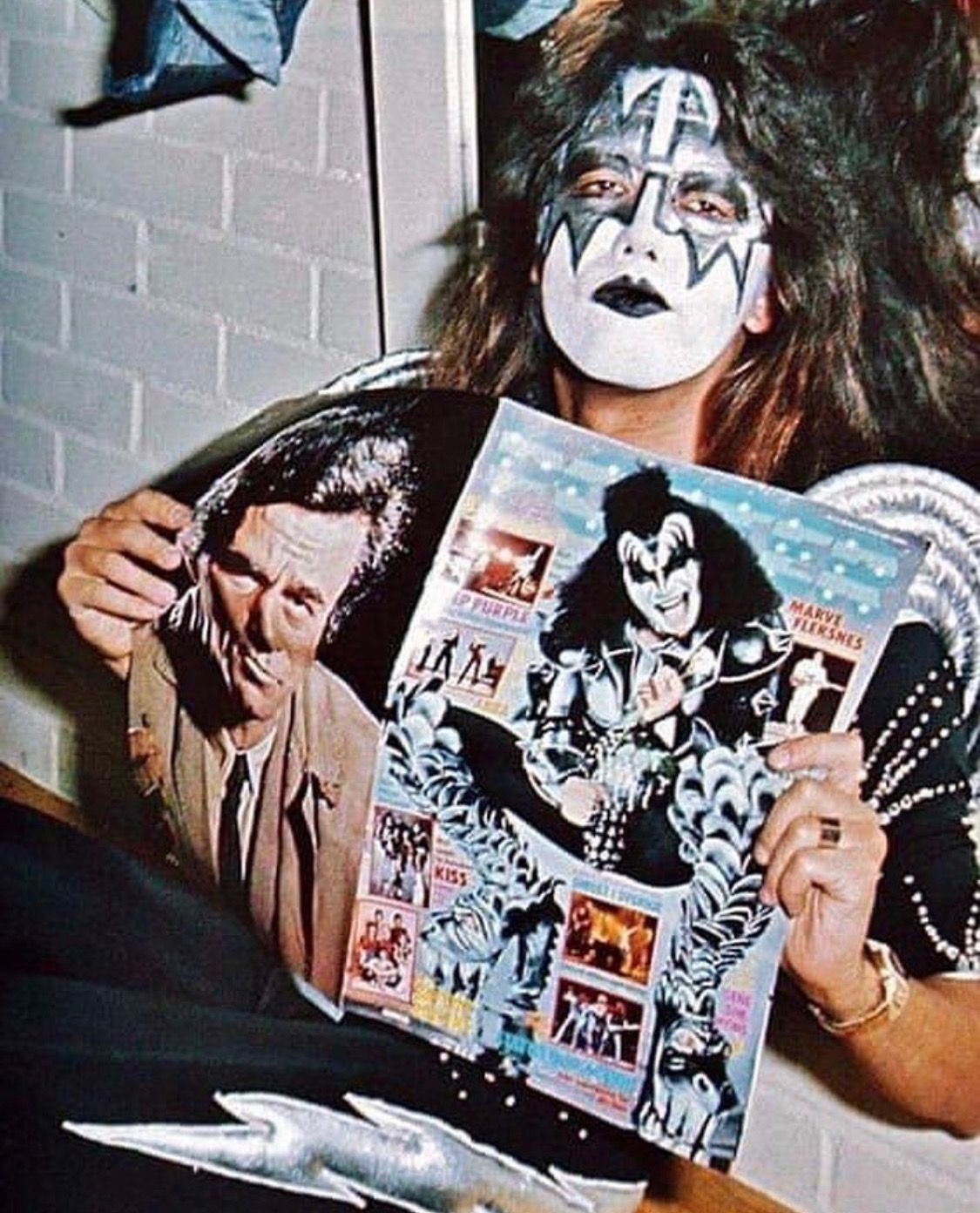 Pin By Max Bubbins On Bands Kiss Band Kiss Members Ace Frehley