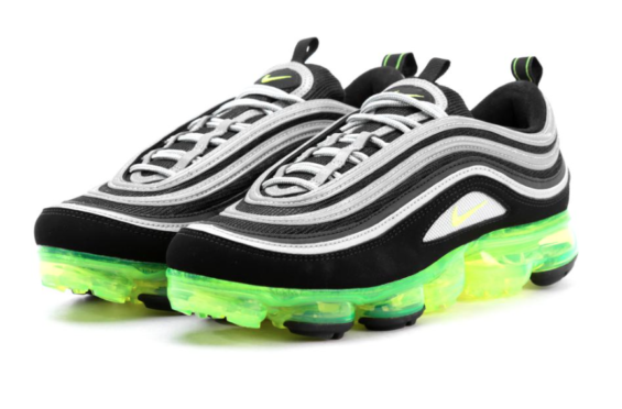 Release Date: Nike Air VaporMax 97 Neon •