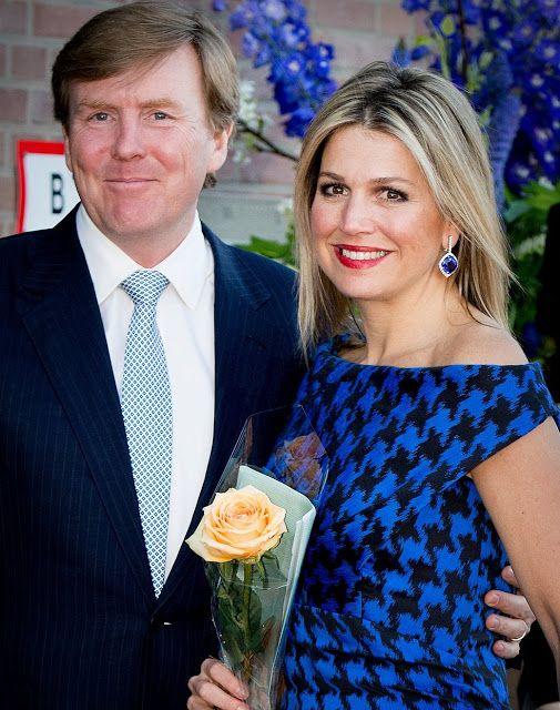 Dutch Royal Family attends the Koningsdagconcert in Dordrecht14 april 2015