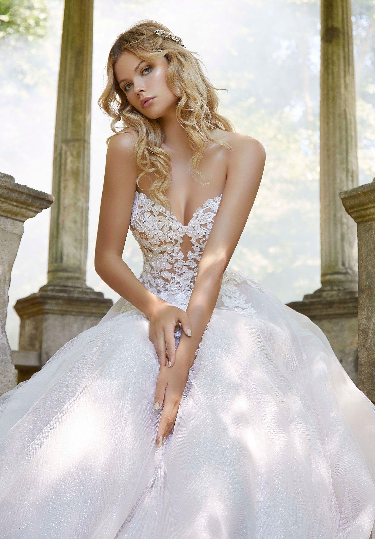 057741f1cc8a Pierette Wedding Dress in 2019 | Morilee | Wedding dresses, Wedding ...