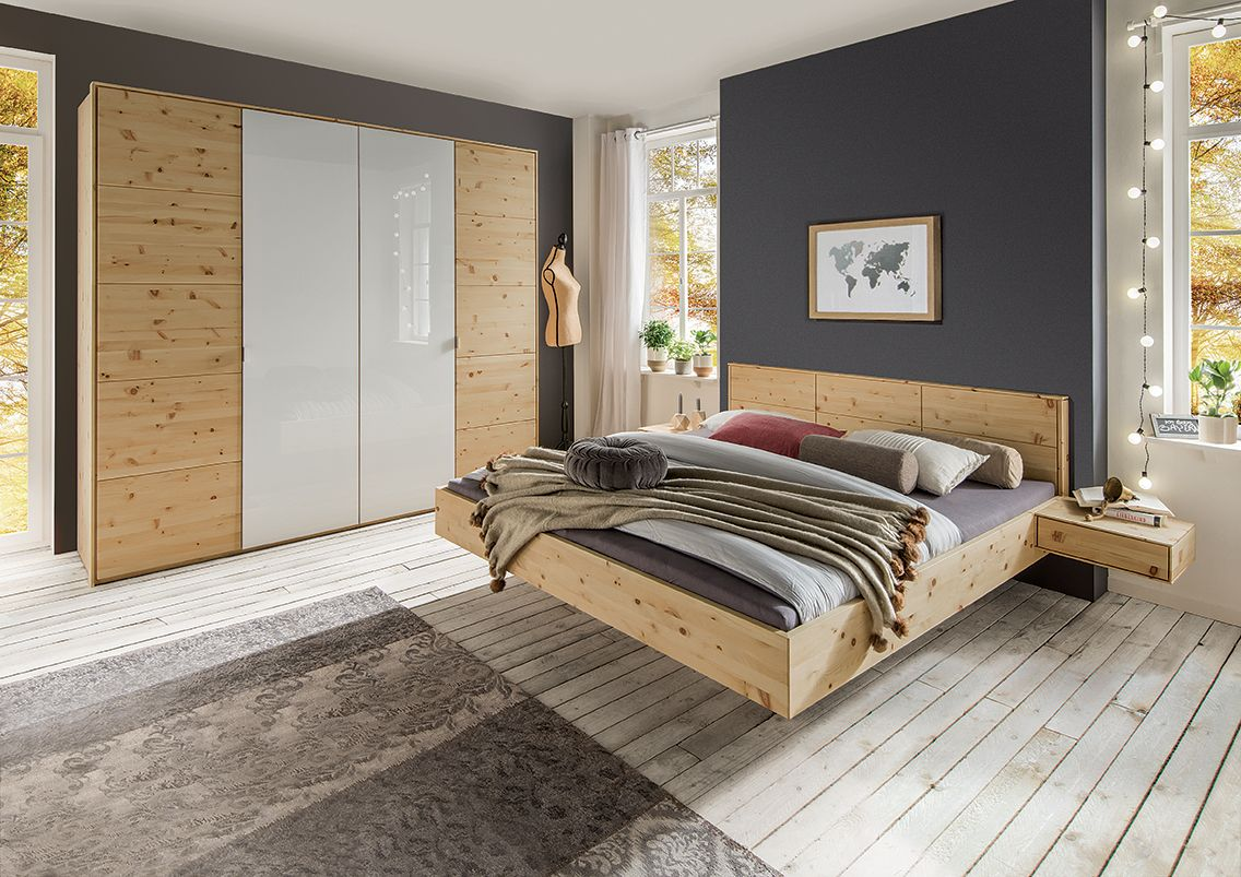 Drehturen Kleiderschrank Cervino Schlafzimmer Wohn