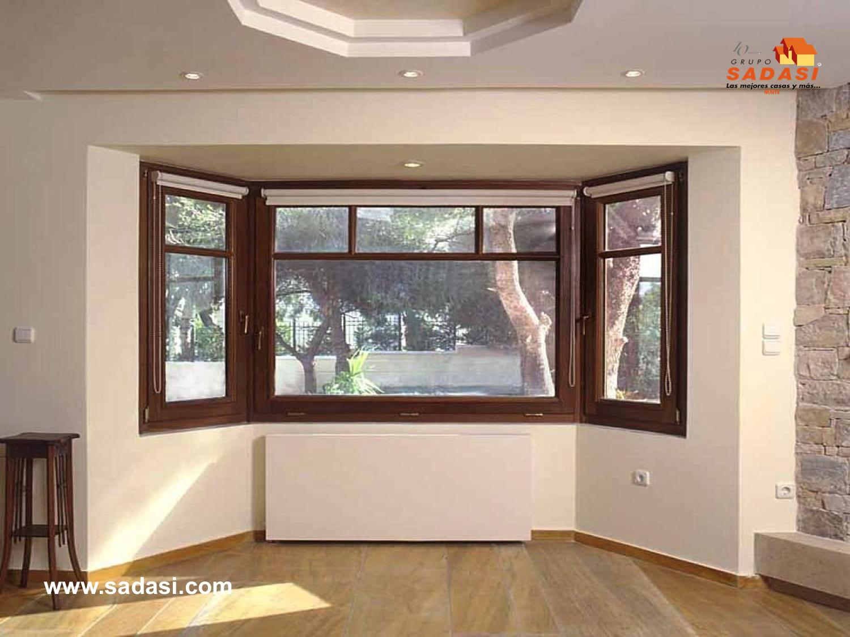 Sadasi las mejores casas de m xico las ventanas con for Marcos para decorar