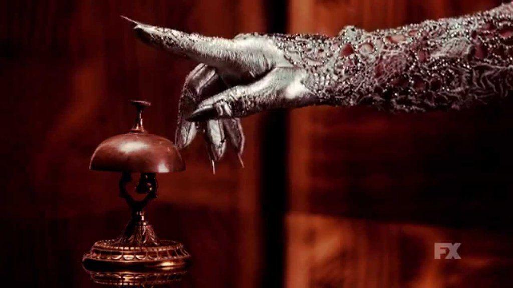 Brazilian horror story hotel