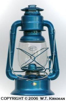 Dietz #1 /& #30 Little Wizard Replacement Globe
