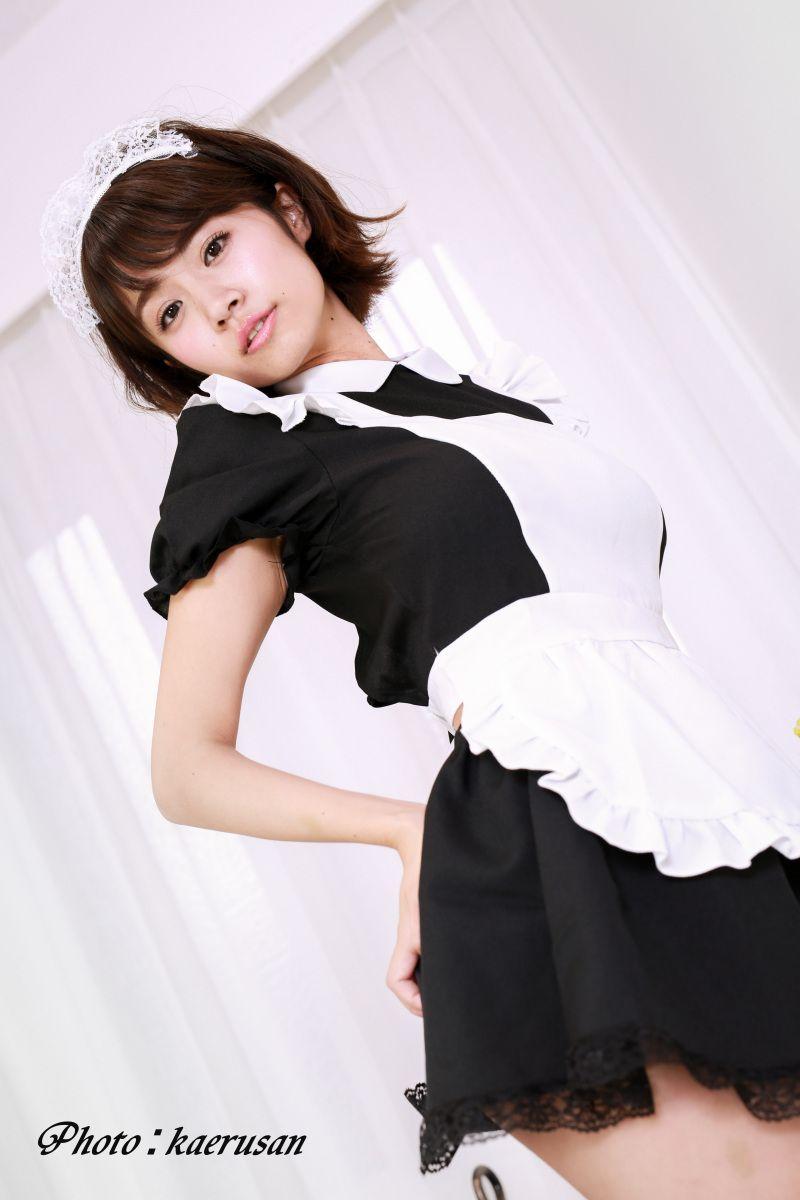 菜乃花 モデル:「菜乃花」さん 7月4日 | かえるさんの写真