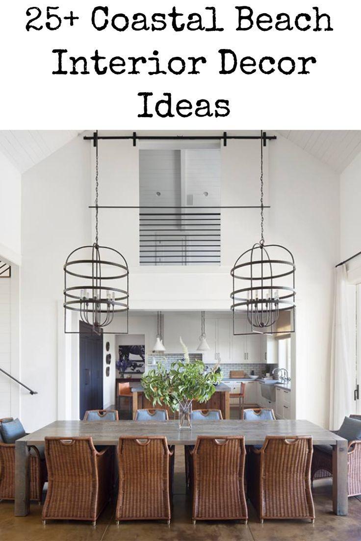 51 Beach Coastal Decor Ideas Traditional Dining Rooms Dining