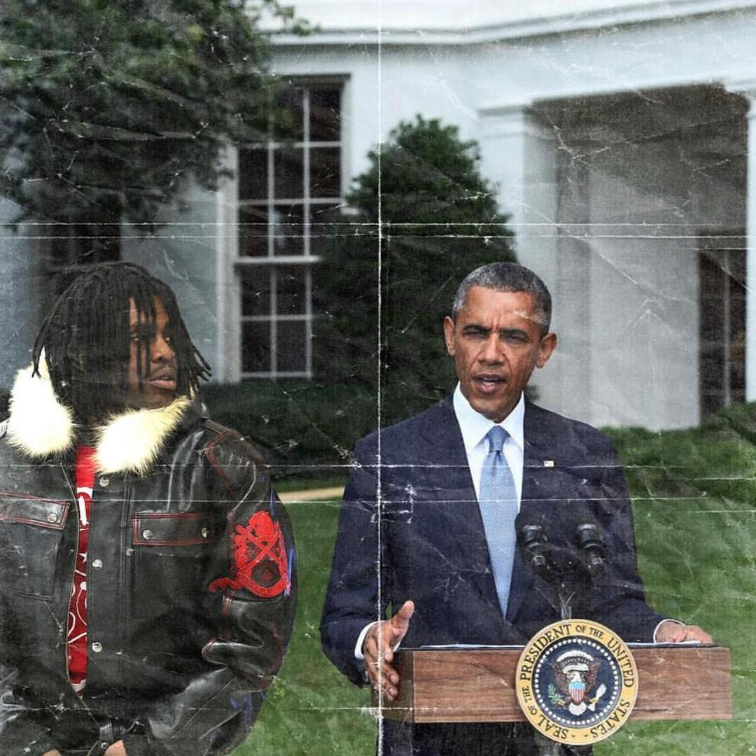 "9523608a37a8 ï¸ Big Gucci Sosa ✰ by ð  €ð ""Šð  ¶ð  ½ 🠋. Chief Keef on Instagram   ""Obama I got the Scrap no worries 🚶🠥🔫"