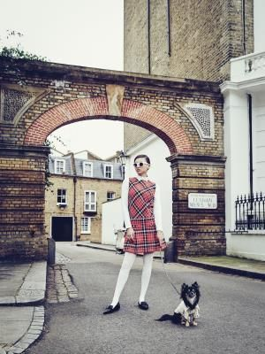 9d0ab41d2 Spanish footwear brand Pretty Loafers has announced its collaboration with Leah  Weller  model
