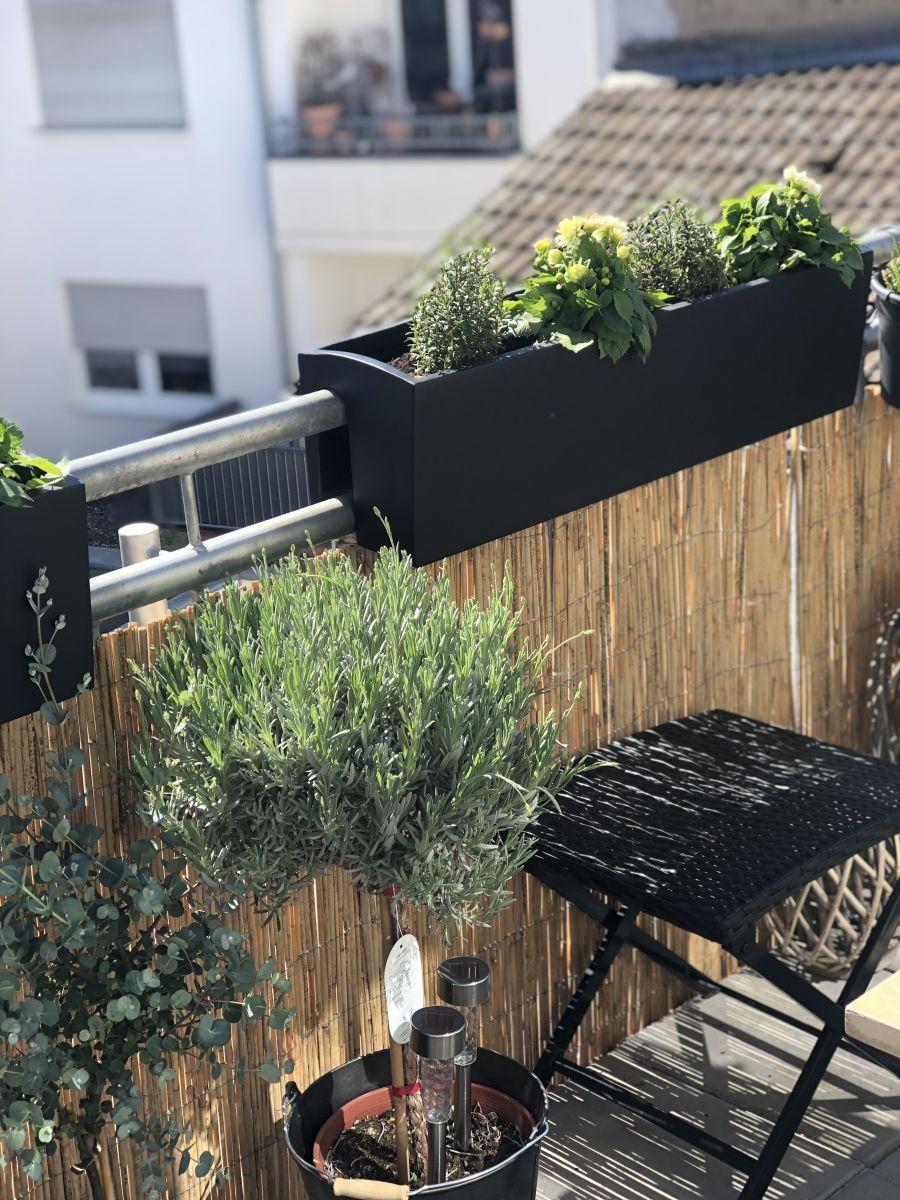 Balkonkasten fürs Geländer