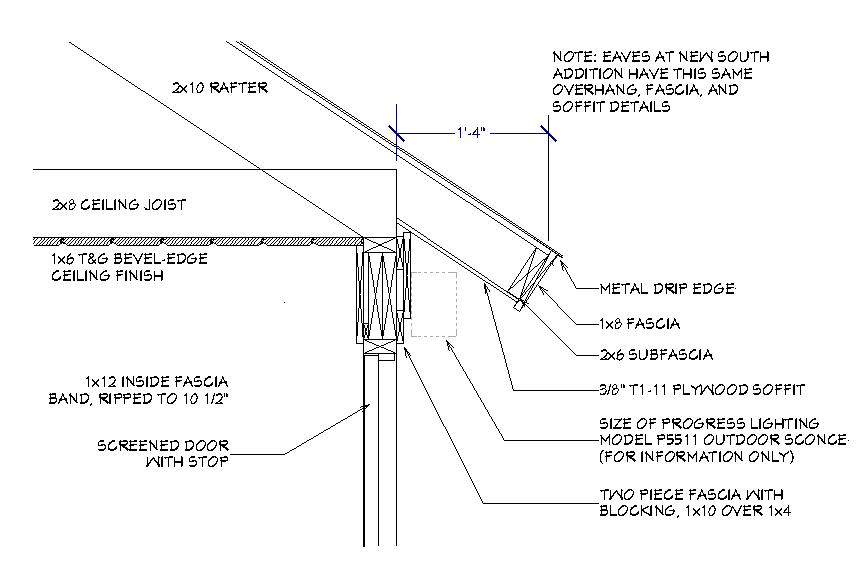 Screened Porch Frame Design Architecture Design Contractor Talk ...