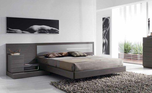99 idées déco chambre à coucher en couleurs naturelles - couleur tendance chambre a coucher