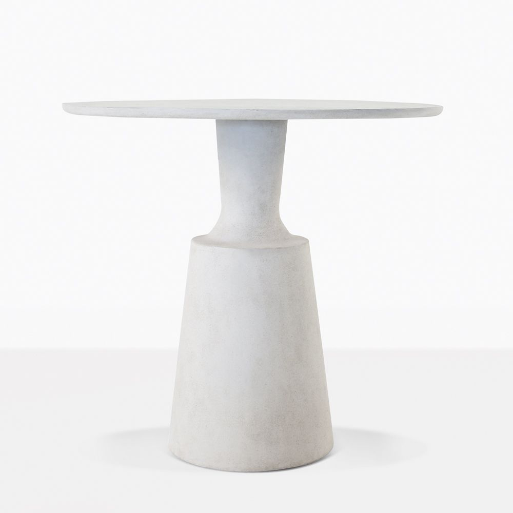 This Round Nicki Outdoor Dining Table Has A Modern Minimalism Design Modest 80 By