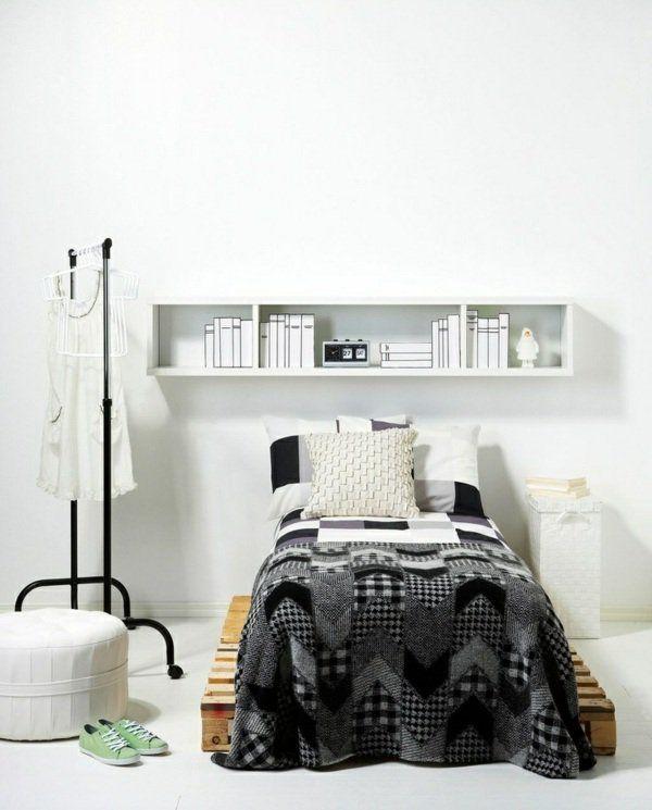 schlafzimmer möbel selber machen eropaletten bett Interior - schlafzimmer selber machen