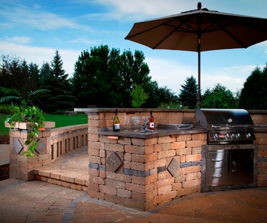 Backyard Barbecue Design Ideas Backyard Bbq Designs Cool Bbq - Backyard barbecue design ideas