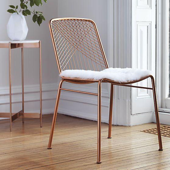 Icelandic Sheepskin Chair Cushion Furniture Dining Chairs Home