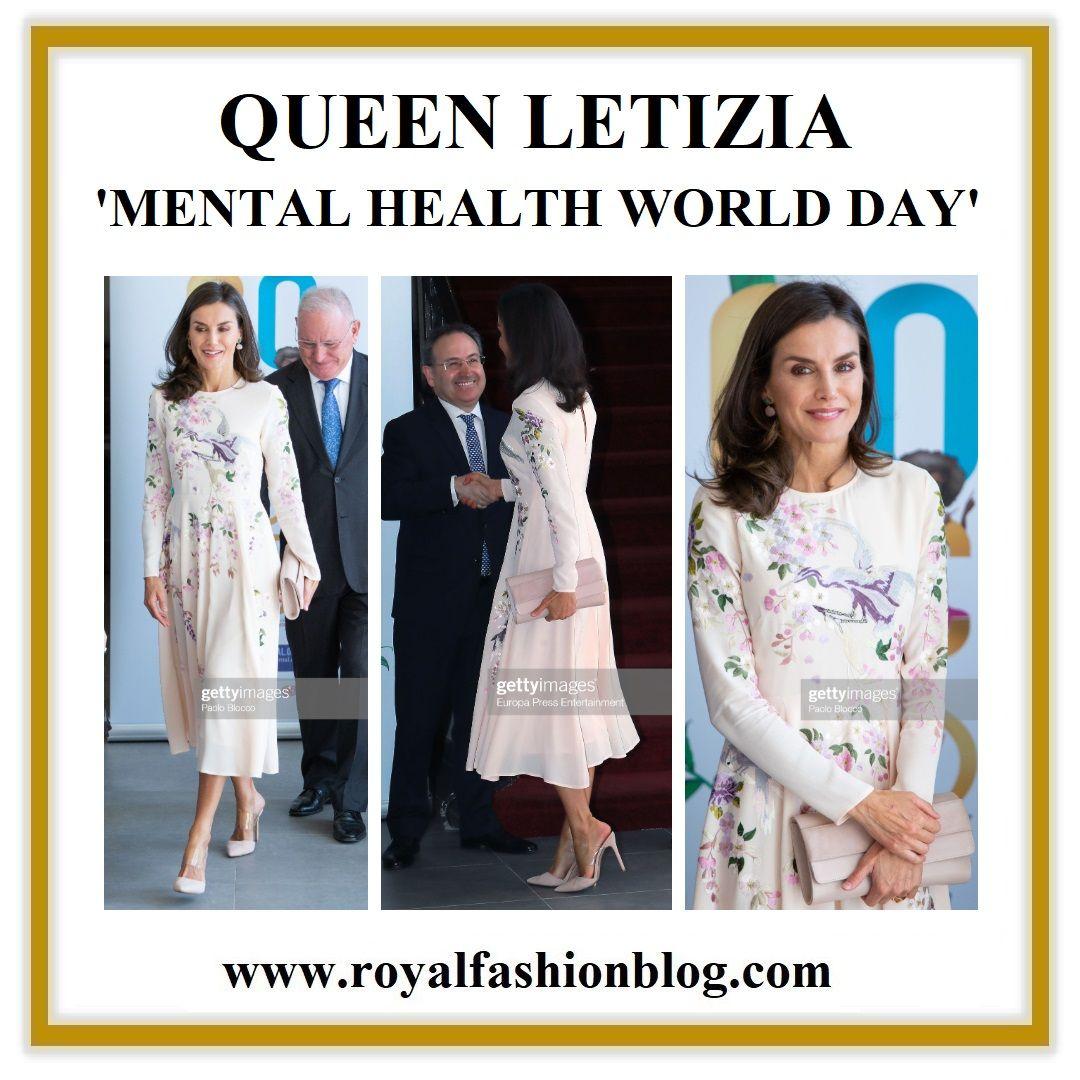 Pin on Spanish Royal Family Queen Letizia