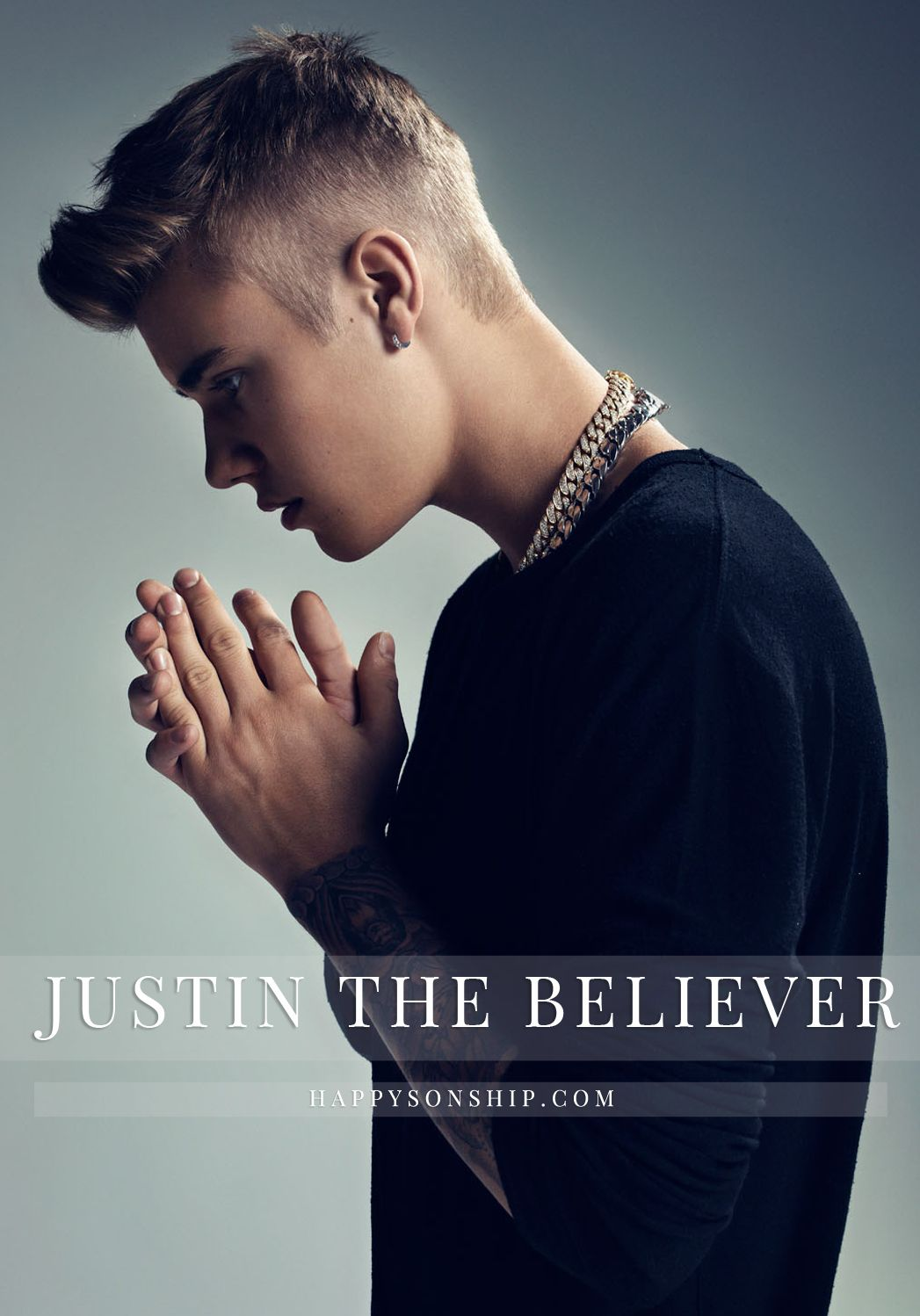 Justin the Believer | Happy Sonship | Justin bieber ...