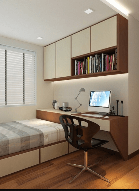 Study Table Designs For Small Rooms: 20+ Most Popular Study Table Designs And Children's Chairs