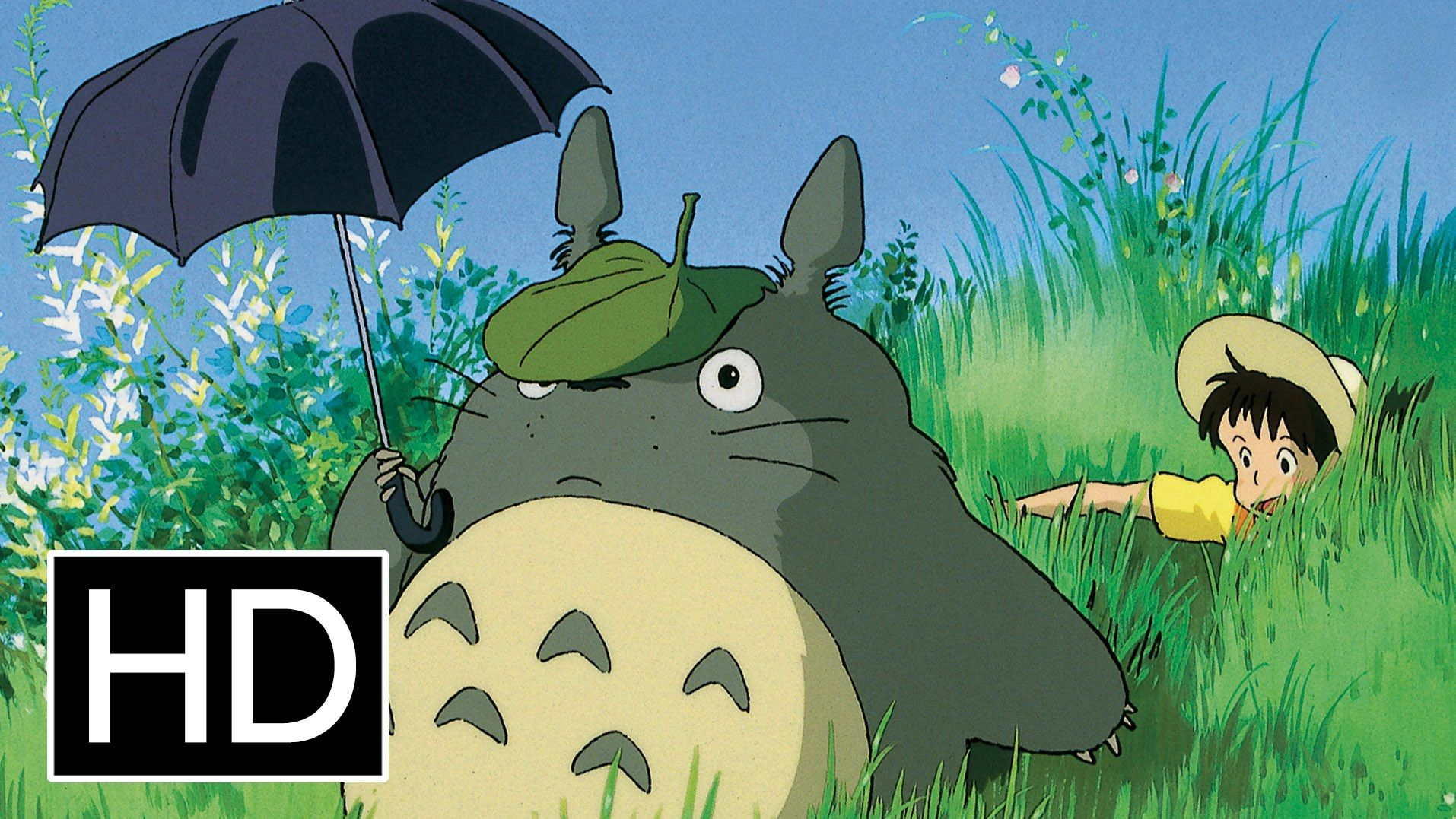 My Neighbor Totoro Official Trailer YouTube (With