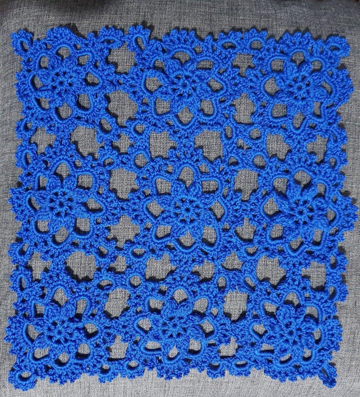 خيوط اليزا حرير Crochet Blanket Blanket Crochet