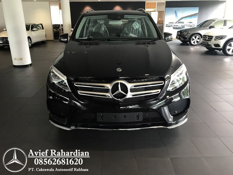 Jual New Mercedes Benz Gle 400 Amg Nik 2018 Mercedes Benz Jakarta