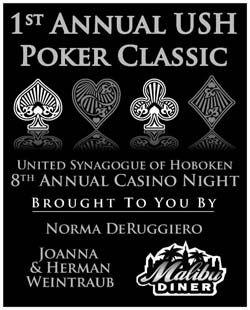 Hoboken Synagogue Casino Night