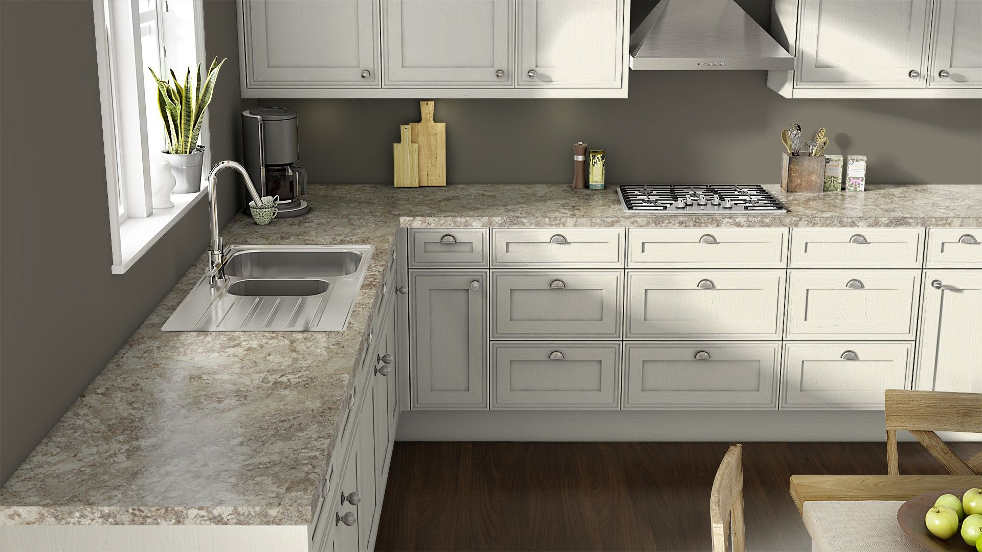 get inspired for your kitchen renovation with wilsonart s free