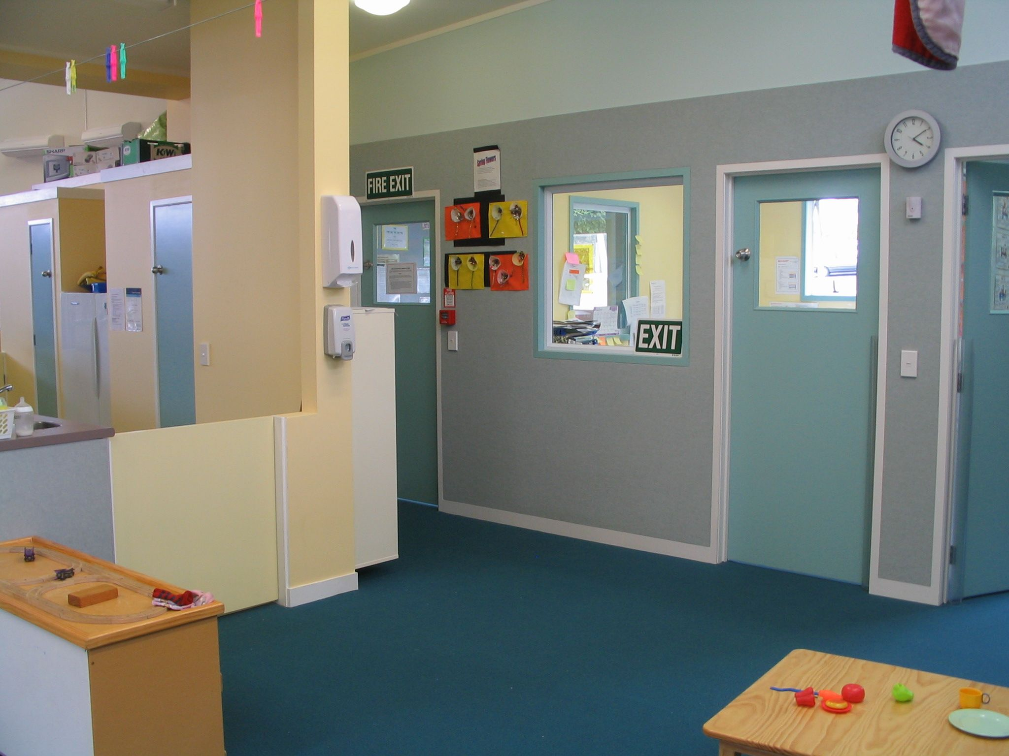 daycare color schemes google search colorful interiors on interior color schemes id=77584