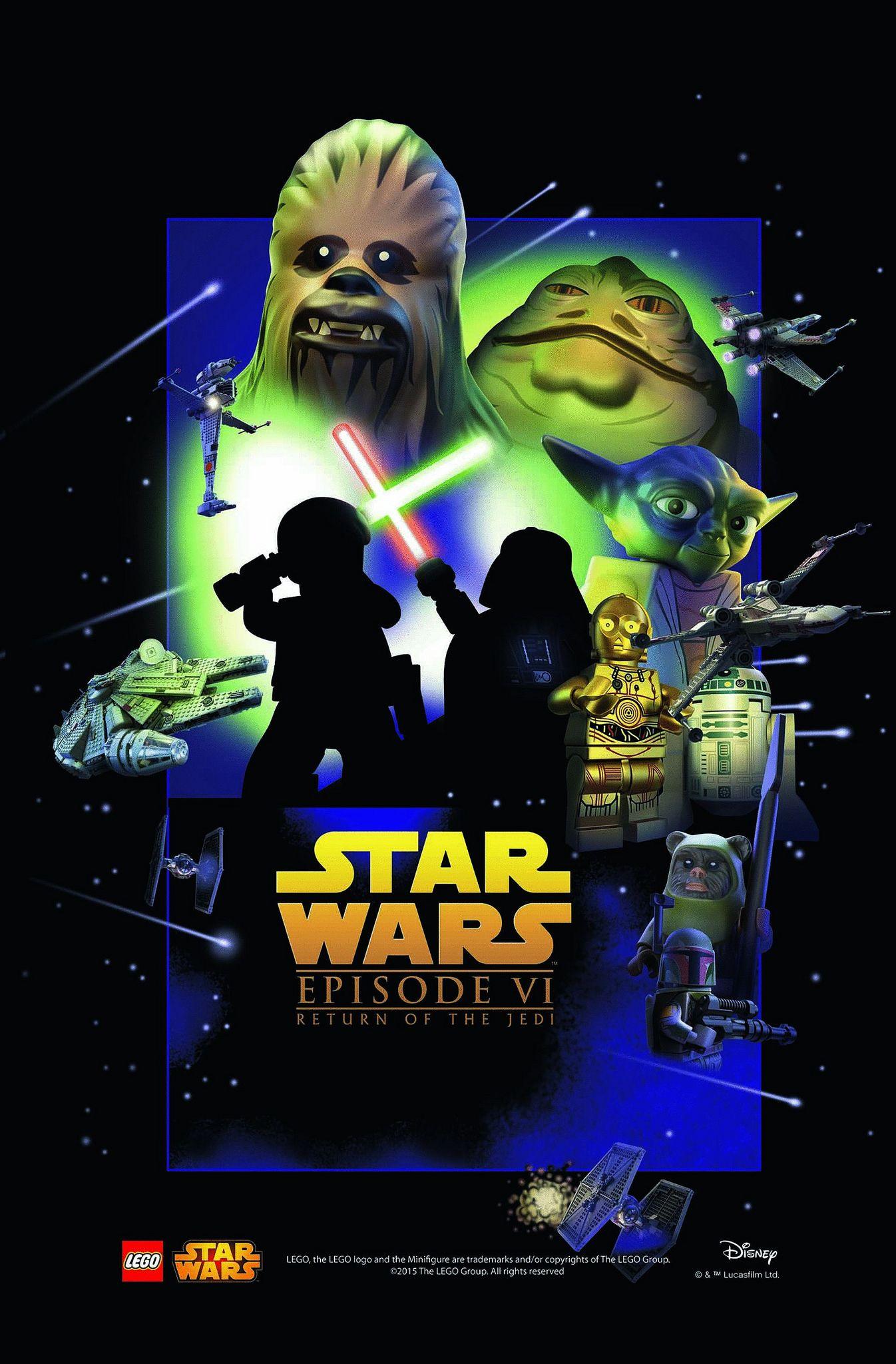 8dad1b9ceced LEGO Star Wars Episode VI: Return of the Jedi | Darth Tycorus | Star ...