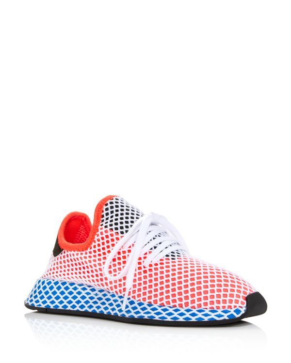 Deerupt Net Lace Up Sneakers Shoes