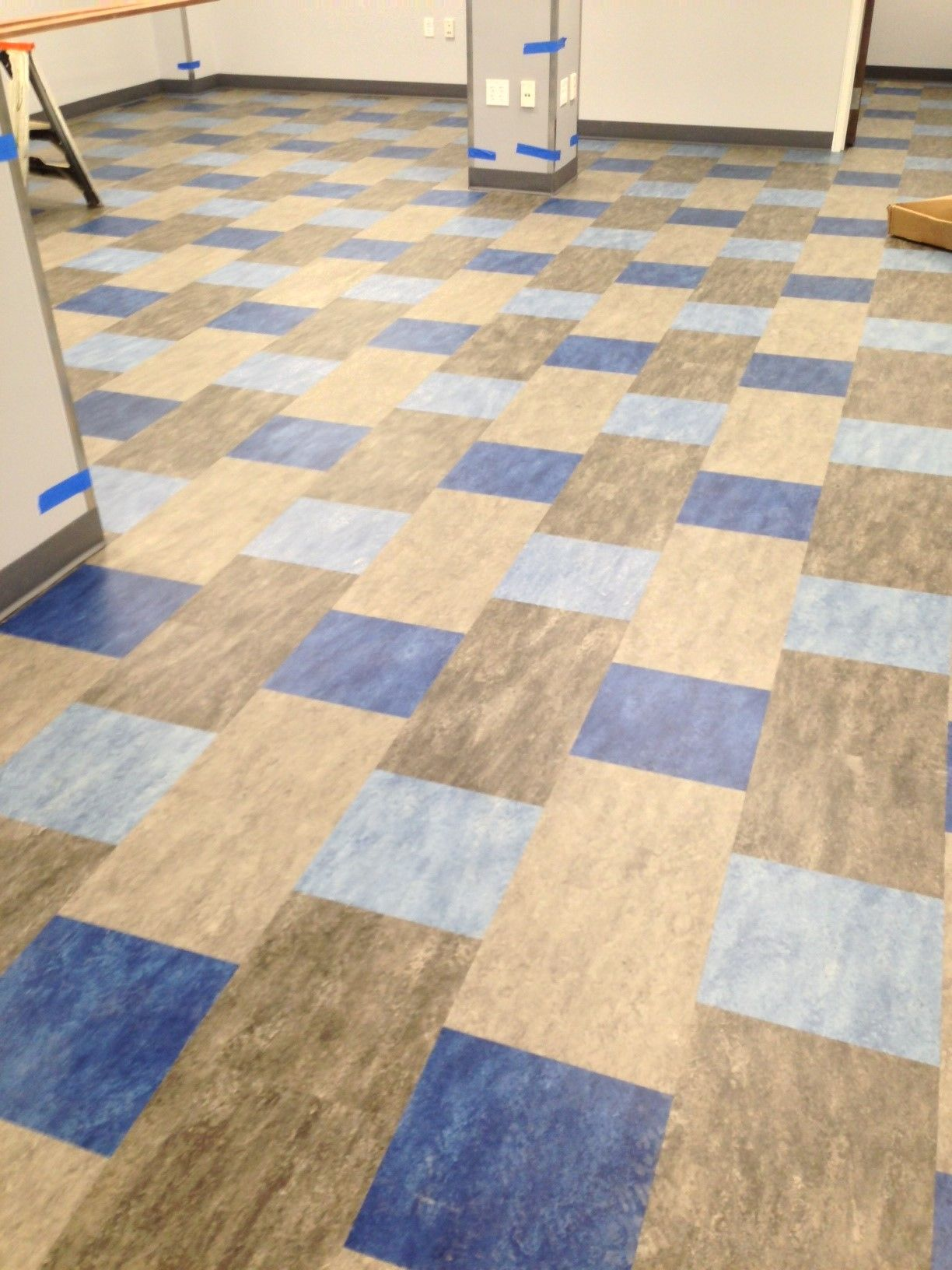 interesting marmoleum flooring for inspiring modern floor ideas