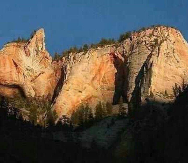 Cat Mountain, Ukraine