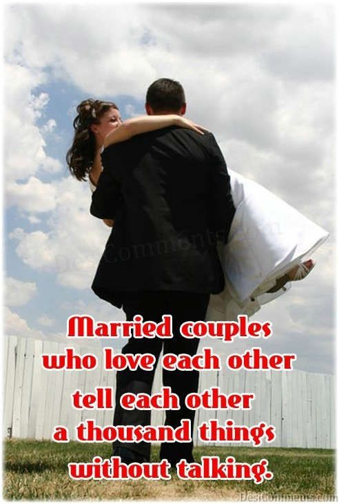 Marriage Couples Quotes Married Couple A Love Like This