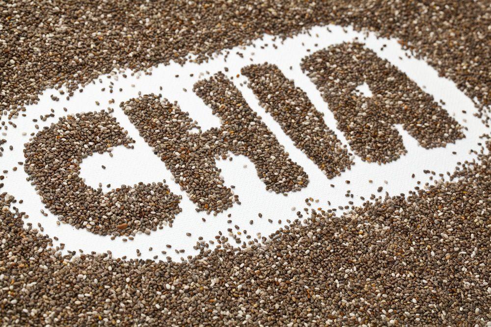 Algunas Cosas Sobre Las Semillas De Chía En Clave De Pop Semilla De Chia Chia Para Adelgazar Beneficios De La Chia