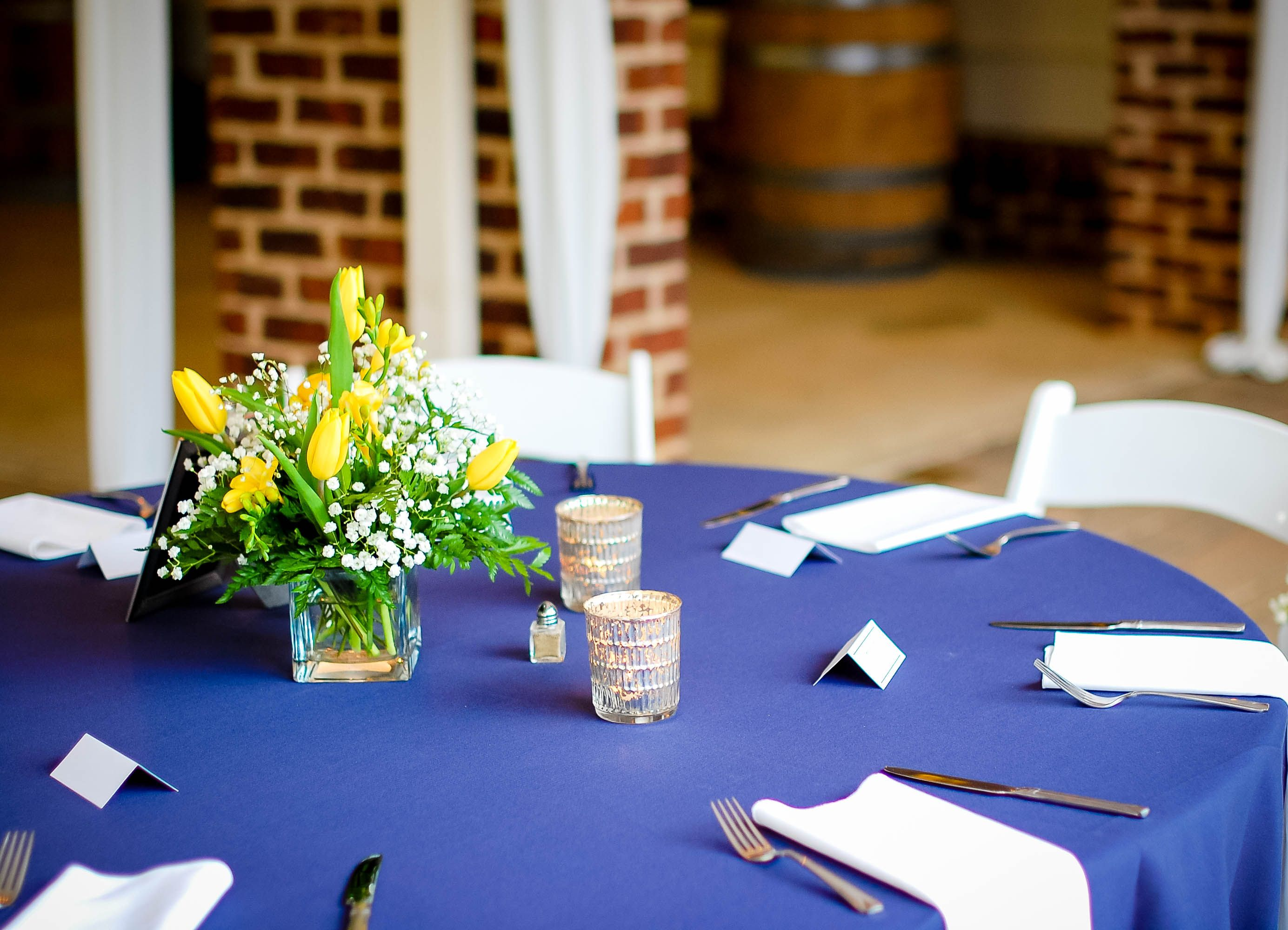 Apex Wedding Catering The Oaks at Salem Wedding