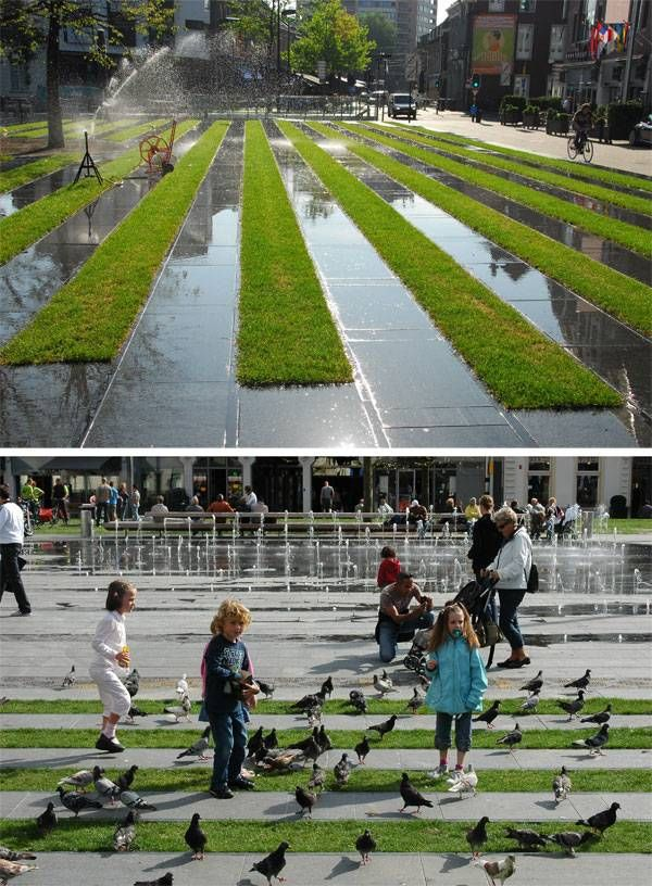 Hill Squares Gets Much Need Makeover, Spinning It In To The 21st Century