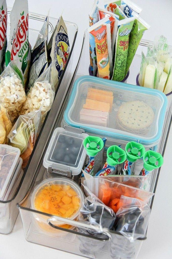 GlutenFree GrabandGo Snacks for Kids Recipe Healthy