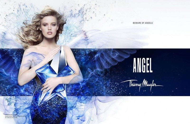 "Georgia May Jagger in Thierry Mugler ""Angel"" Fragrance Ad #georgiamayjagger   #thierrymugler   #fragrance   #beauty   #jerryhall   http://www.bliqx.net/georgia-may-jagger-in-thierry-mugler-angel-fragrance-ad/"
